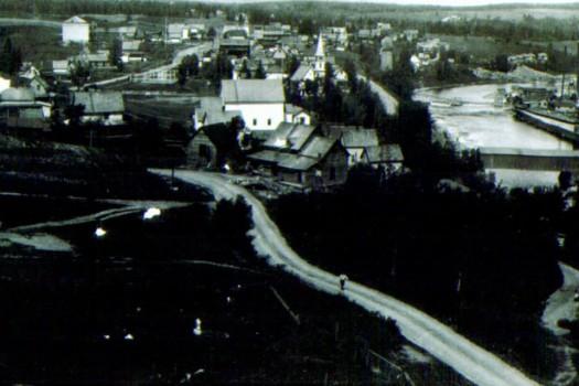 Plaster Rock New Brunswick
