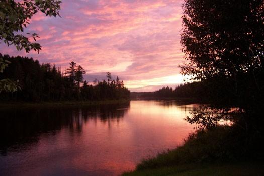 Tobique-River